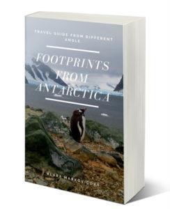 footprints from antarctica guidebook
